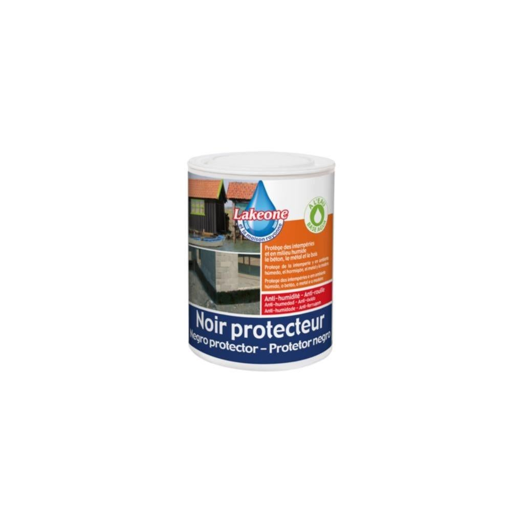 Bitume peinture noir 1L produits chimiques revêtements-JC87656