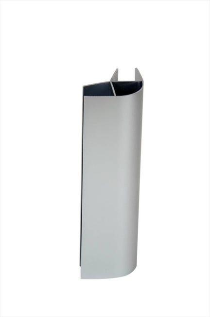 Lot 4 Jonctions D Angle Droit Pour Plinthe Decor Aluminium L 19 5 X L 14 5 Cm Leroy Merlin
