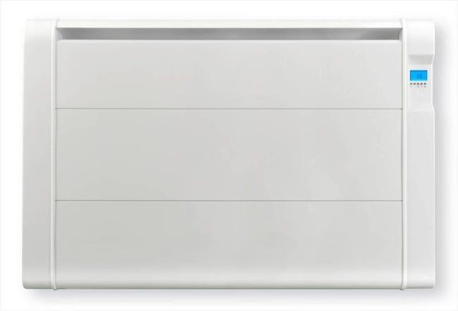 Radiateur Electrique A Inertie Seche 2000 W Hjm Cocoon Horizontal Blanc Leroy Merlin