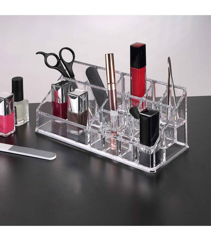Boîte De Rangement Maquillage En Acrylique   Leroy Merlin