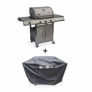 Grill barbecue 61 au meilleur prix | Leroy Merlin