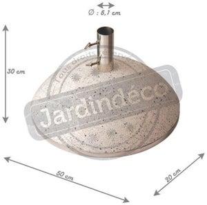 Pied Et Accessoires De Parasol Leroy Merlin