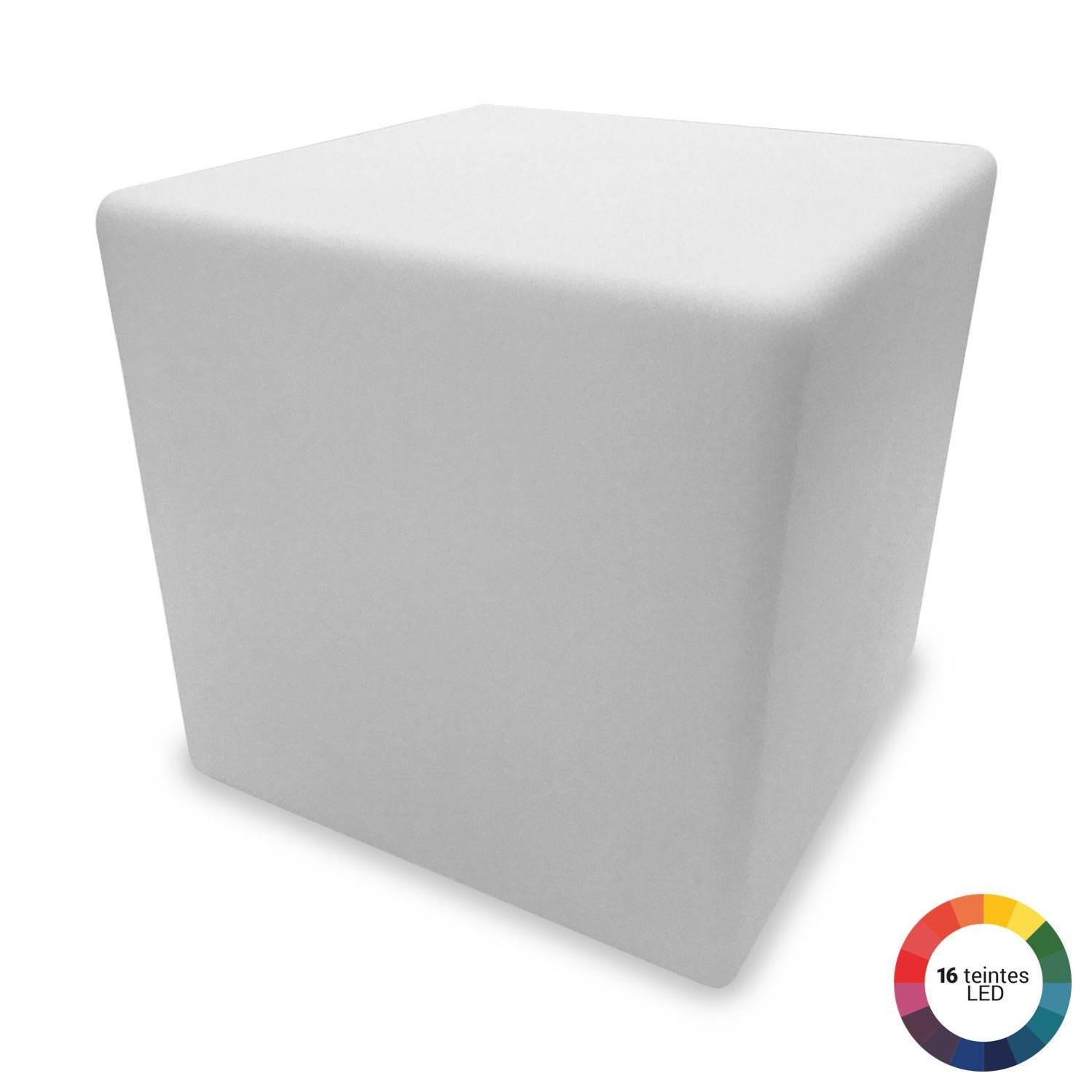 Cube Lumineux Leroy Merlin