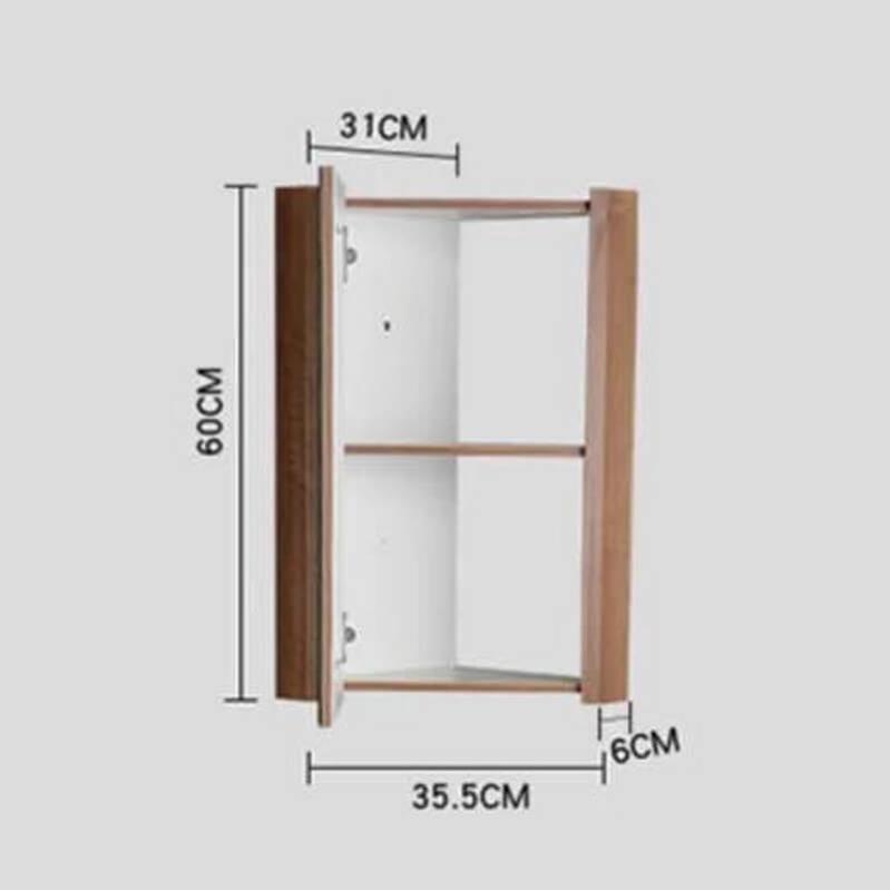 Meuble De Salle De Bain D Angle Gain De Place Lave Main Blanc Creme 42x42 Cm Corner Leroy Merlin