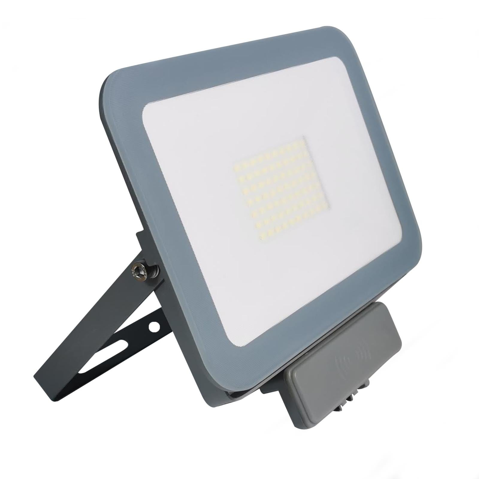 Patio Couloir etc Minger 50W Projecteur LED D/étecteur de Mouvement Eclairage Murale Ext/érieur /Étanche 6000K 4000LM Lumi/ère Lampe de S/écurit/é Id/éal pour Jardin Terrasse