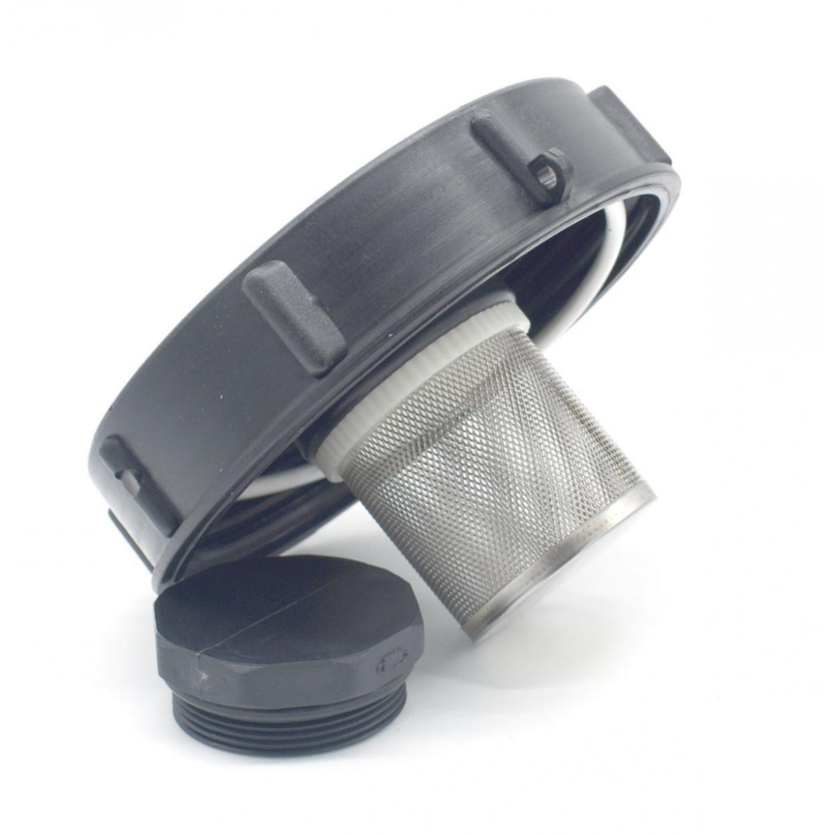 F Fityle Couvercle 16,3 cm pour Cuve 1000L