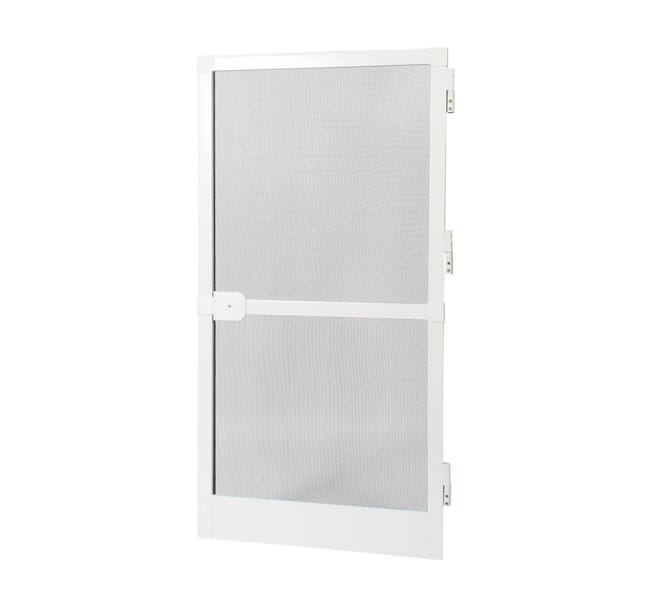 Moustiquaire Porte Battante Blanc H2150 X L1000mm Leroy Merlin