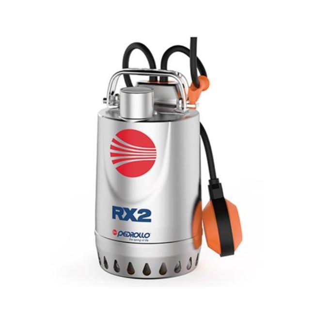 pompe de relevage eaux pluviales inox monophasé 220v  0