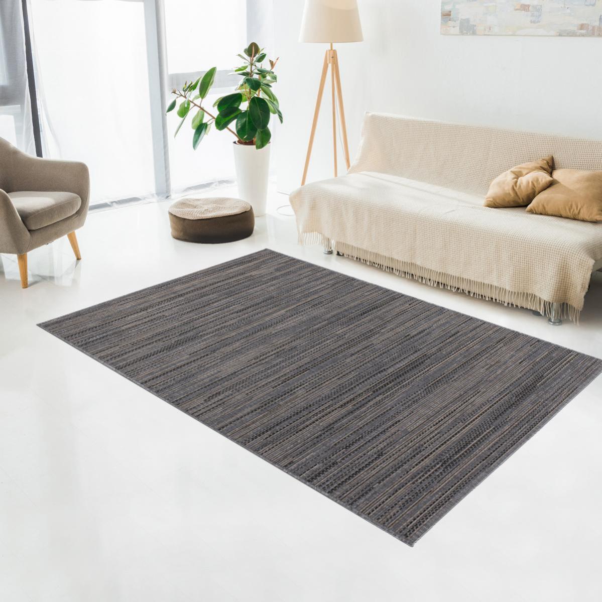 tapis moderne 200x290 cm rectangulaire sunsau interieur