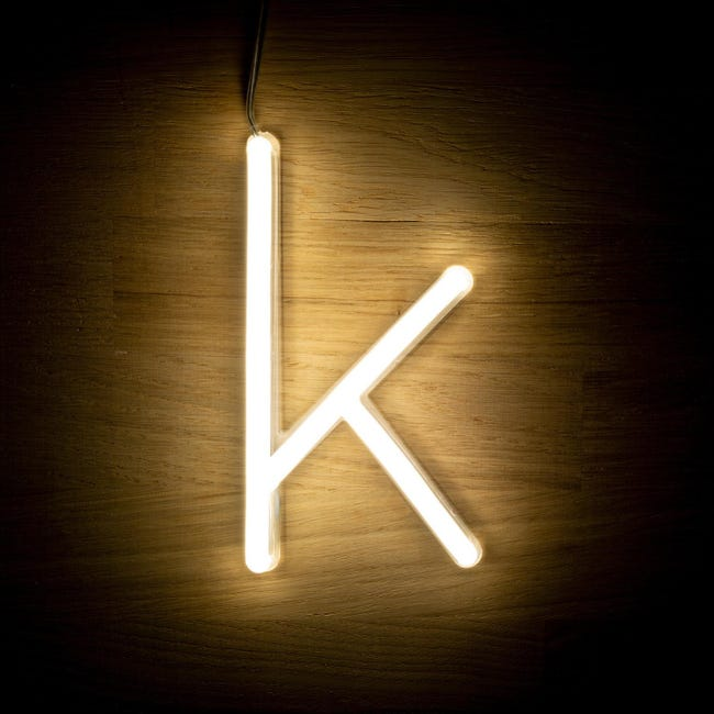 Lettres Neon Led K Leroy Merlin
