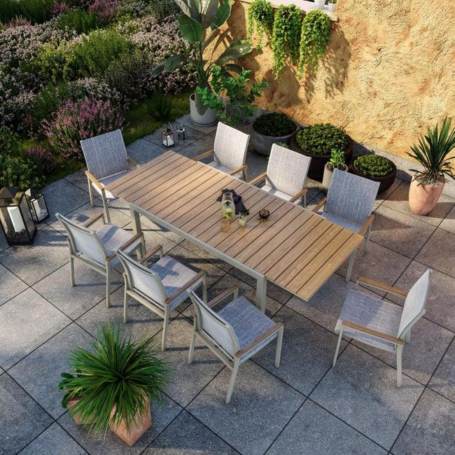 31+ Avis table jardin composite trends