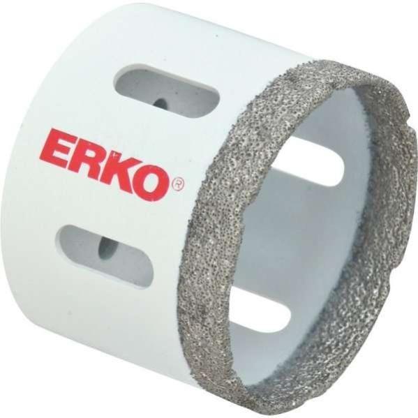 Scie Trepan Diamant Dry System 14 Mm Erko Leroy Merlin