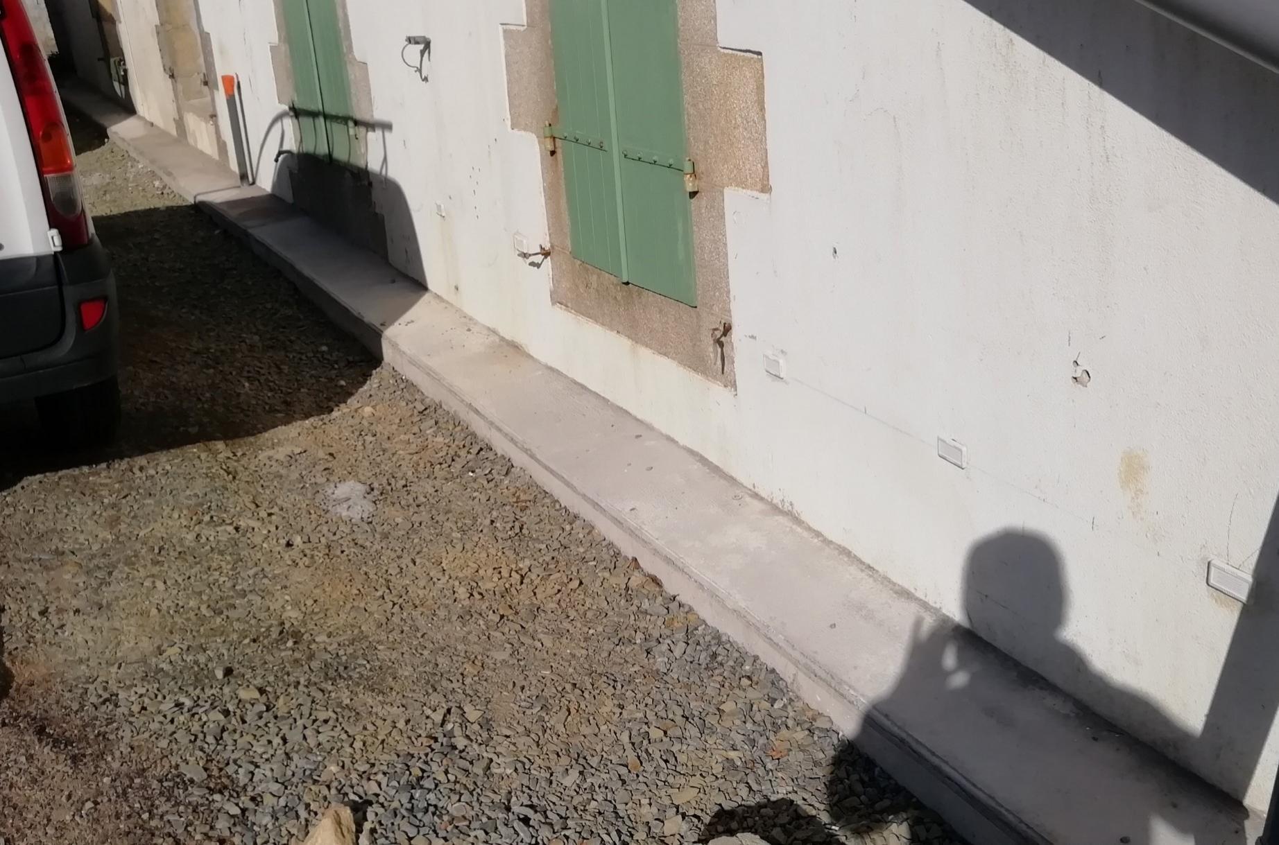 Devis Traitement Humidité  Longjumeau ▷ Tarif : Entreprise, diagnostic remontées capillaires murs