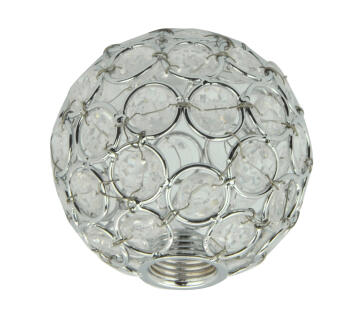 GLASS SHADE FOR COMPOSABLE G9 METAL+ACRY