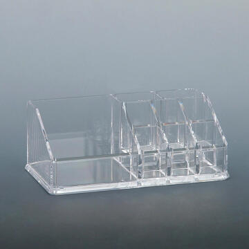 Beauty box for lipstic 9 acrylic SENSEA transparent