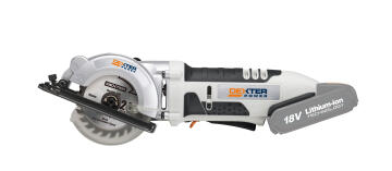 Mini Multicut Circular Saw Cordless Dexter Power 18V Bare