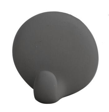 Kitchen hook plastic 1 pcs grey