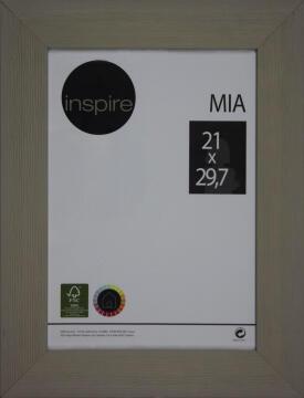 FRAME INSPIRE MIA TAUPE 21X29,7CM