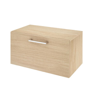 EASY UNDERBASIN CABINET 1 DRAWER OAK