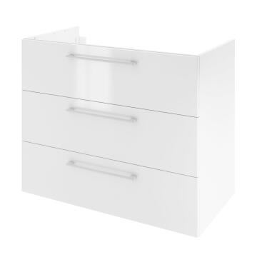 Single basin cabinet pack 46_S_90 3T Remix white