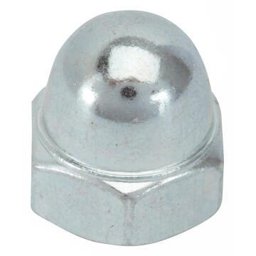 CAP NUT D10 4P GALV STEEL