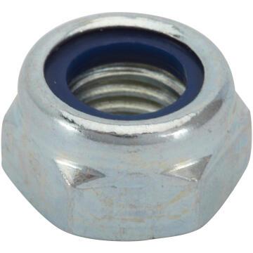 1-WAY NUT D12 4P ZINC PLTD STEEL