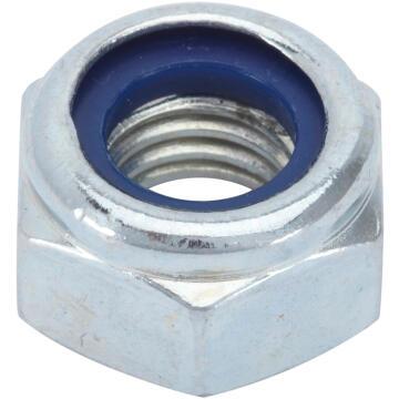 1-WAY NUT D10 6P ZINC PLTD STEEL