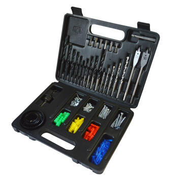 Set of drill bits 29 pieces