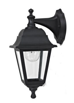 Down Wall Lamp,E27 Max.60W, Plastic And
