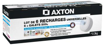 AXTON DEHUMID 6 TABS LAVENDER 500GR