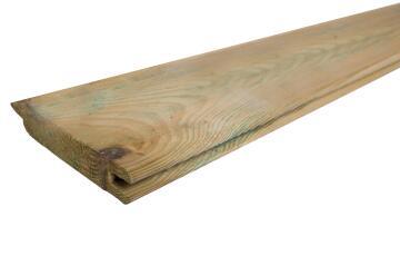 Clapboard 22X120X2000 Mm
