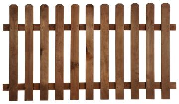 FENCE MUSTANG BROWN TH15 - 1000X1800 MM