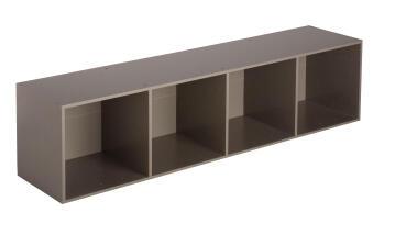4 Box grey Multikaz