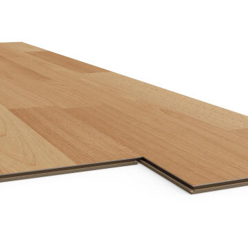 Laminate Flooring Beech 3-Strip 6mm