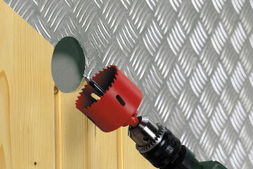 1 HOLE SAW BIM WITH HEX ADAPTER 51 MM