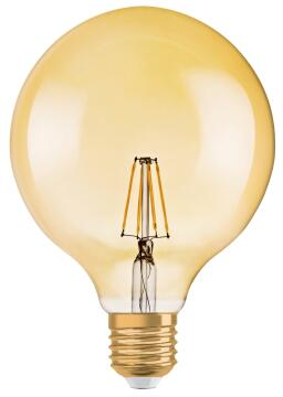 1906 LED 51 FILAMENT GOLD DIM E27