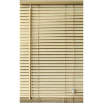 INSPIRE VENETIAN BLIND WOOD OAK 50X130CM