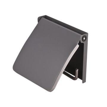 Paper holder SENSEA lyrica grey