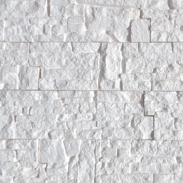 Wall Cladding Chamonix White 51,5X14,5Cm