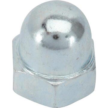 CAP NUT D14 GALV 2P STEEL