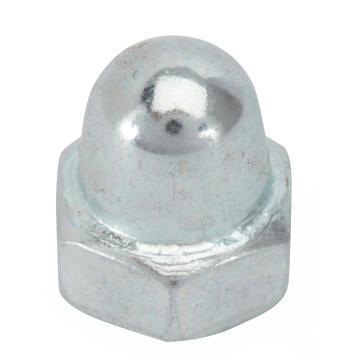 CAP NUT D6 10P GALV STEEL