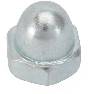 CAP NUT D4 20P GALV STEEL