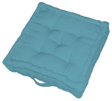FLOOR CUSH ELEMA 40X40X10CM BLUE