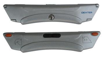 UTILITY KNIFE/HOOK KNIFE DEXTER 180 MM (L)