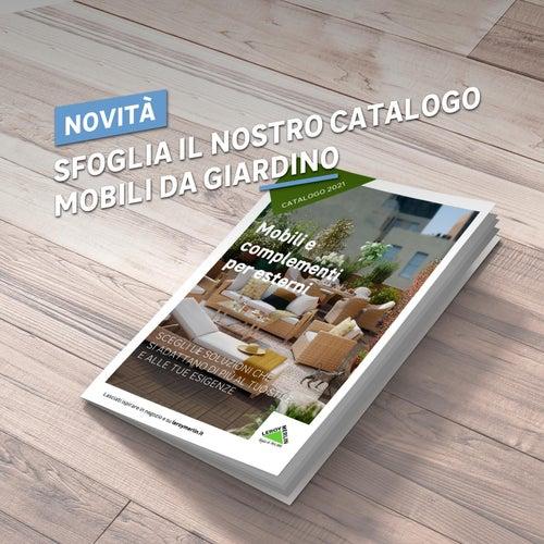Catalogo mobili giardino