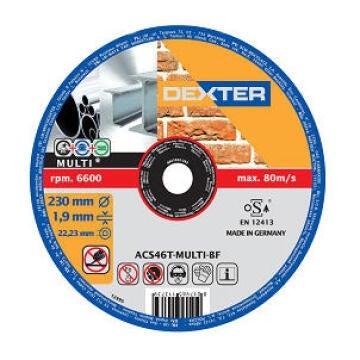 DISC MP DEXTER 230-1.9MM