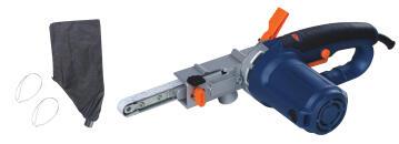 Mini belt sander DEXTER POWER IV 400W