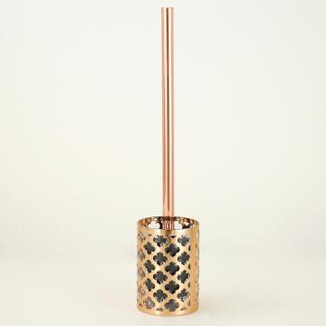 Toilet brush holder ss SENSEA Jasmine copper