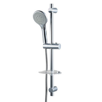 Hand shower rail set 3jets acs chrome SENSEA planet