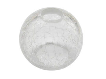 GLASS SHADE FOR COMPOSABLE G9 CLEAR CRAC